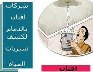 شركه لكشف تسربات المياه بالطمام